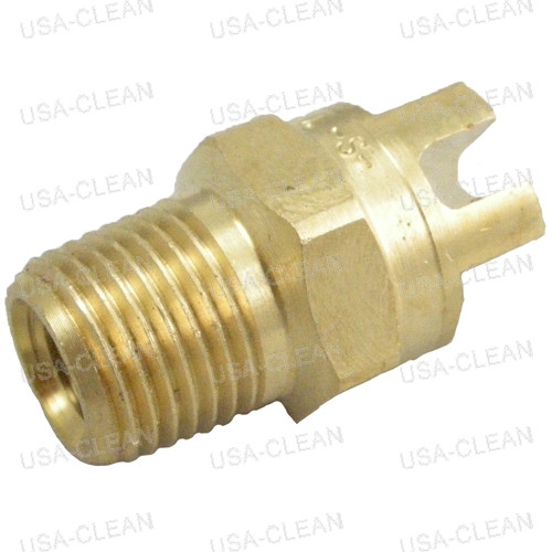 Brass nozzle without screen 175-1608