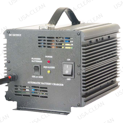 36V 20amp wet battery charger with small gray plug 162-5062