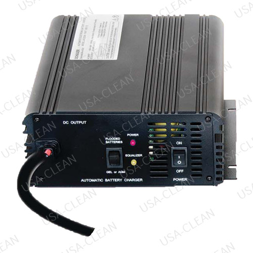 24V 20amp AGM battery charger with small SB50 red plug 162-5070