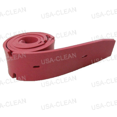 Squeegee blade 32 inch linatex front 175-3592