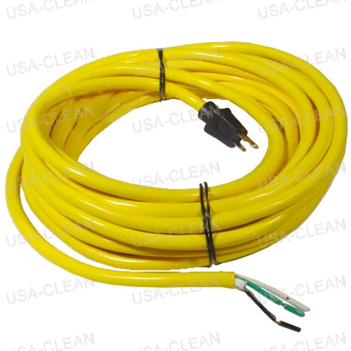 14/3 replacement power cord 50 foot (yellow) 991-5005