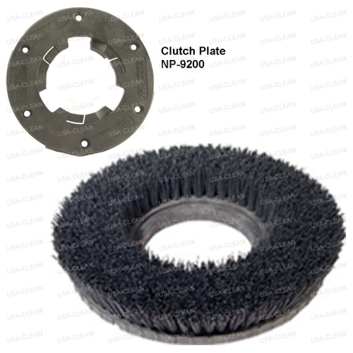 15 inch polypropylene scrubbing brush 996-0264