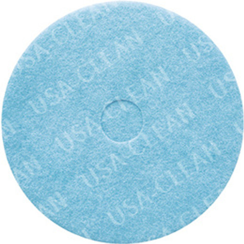 18 inch Blue ace pad (pkg of 5) 255-1864