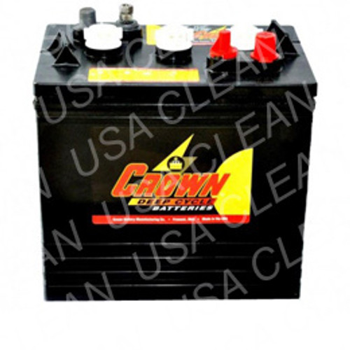 6V 205Ah wet cell battery 162-0063