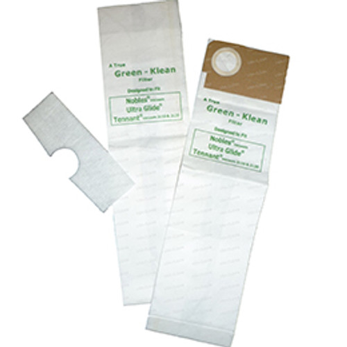 Paper bags and filters (pkg of 10 and 2 filters) 991-9011