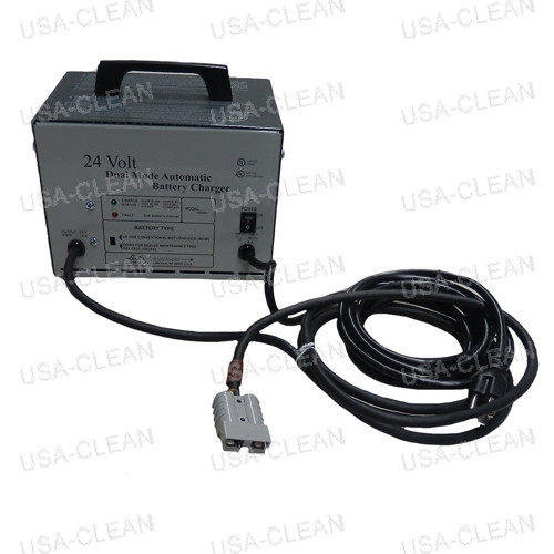 24V 12amp SCR battery charger with small SB50 gray plug 192-9001