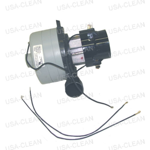 36V 3 stage vacuum motor bypass dual ball tangential 991-1237