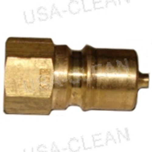 "BH3-61,3/8"" FPT, Male Nipple, mate to QD85 991-8151"