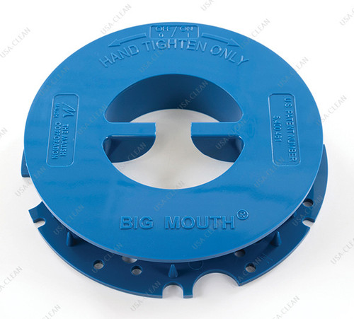 Big mouth pad holder set (blue) 991-2202