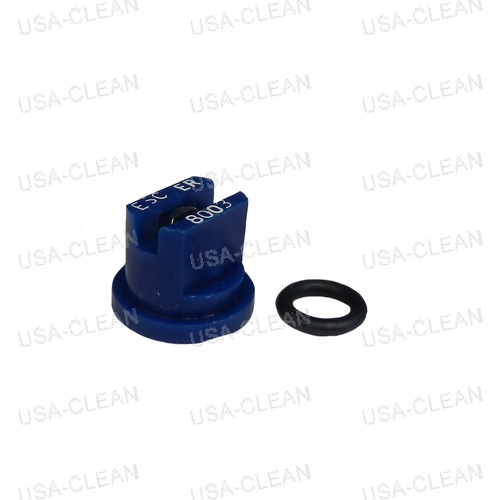 1/4 inch stainless/plastic tee jet 8003 991-8082