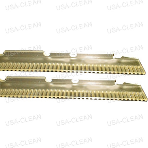 Squeegee Set 32 inch for 27 inch machine (STRAIGHT) 993-2322