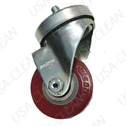 Swivel Caster, 80mm, M12 x 25 991-3104