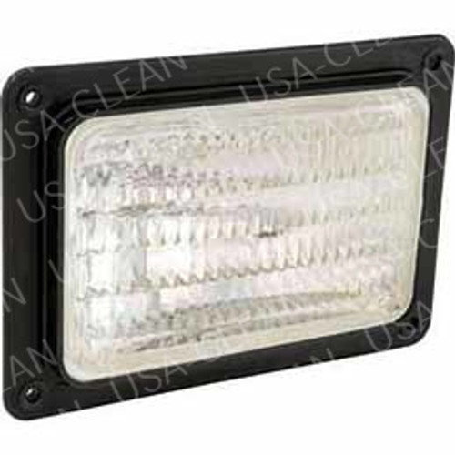HEADLIGHT, 12VDC, 50WATT  (Tennant Industrial) 275-5820