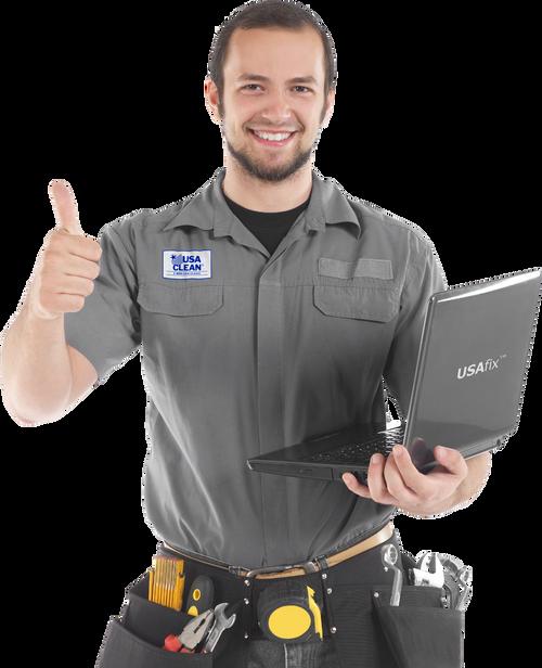 Virtual technician visit -Get live help with floor equipment