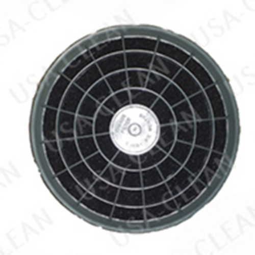 Dome filter with foam media 199-0029