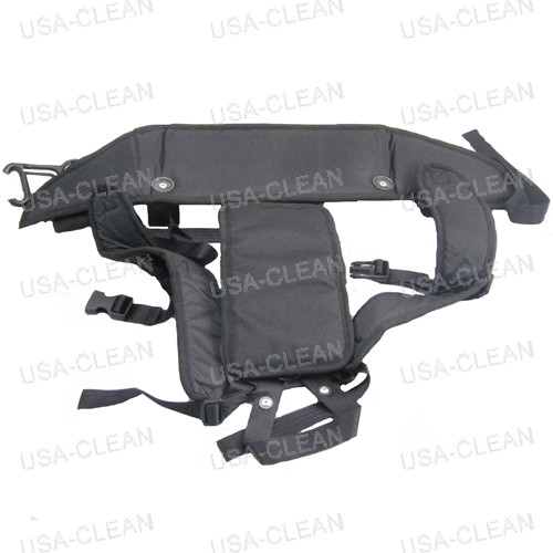 Two-piece backplate assembly 199-0079