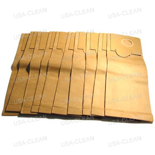 Paper bag (10pack) (OBSOLETE) 203-0053