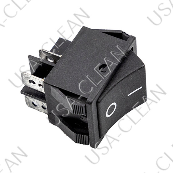 Lighted rocker switch 228-4087