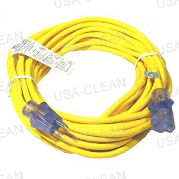 16/3 extension cord 50 foot (yellow) 991-5002