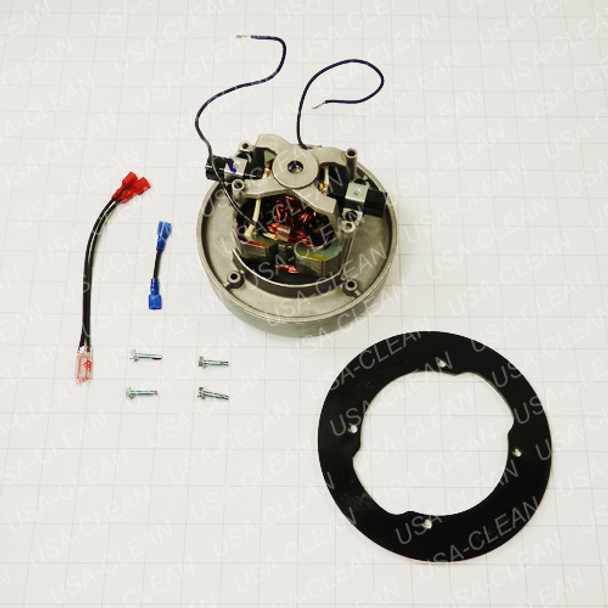 120V vacuum motor assembly with crimps 199-0026