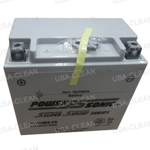 12V 12Ah sealed battery 162-0007