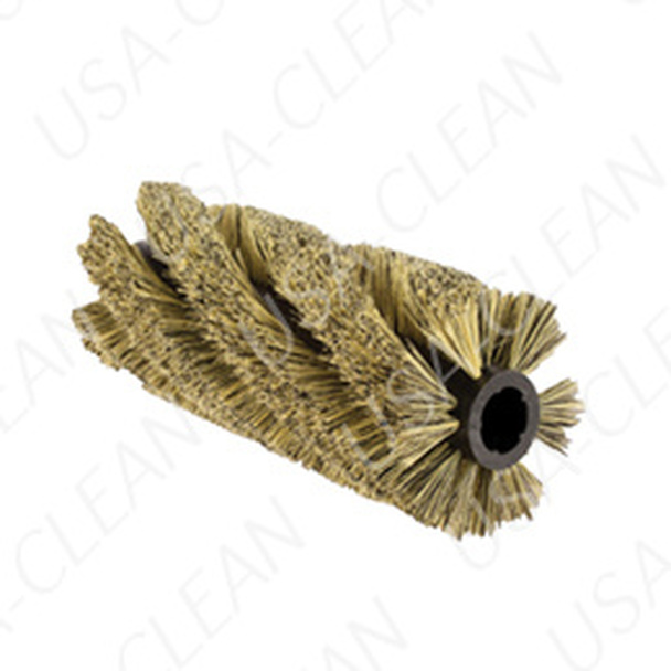 Polypropelene and wire sweeping brush - CYLINDRICAL 275-9733