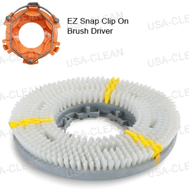 16 inch value daily cleaning brush assembly 996-3047