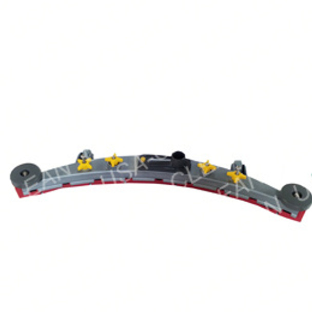 20 inch (500mm) squegee assembly 375-0196