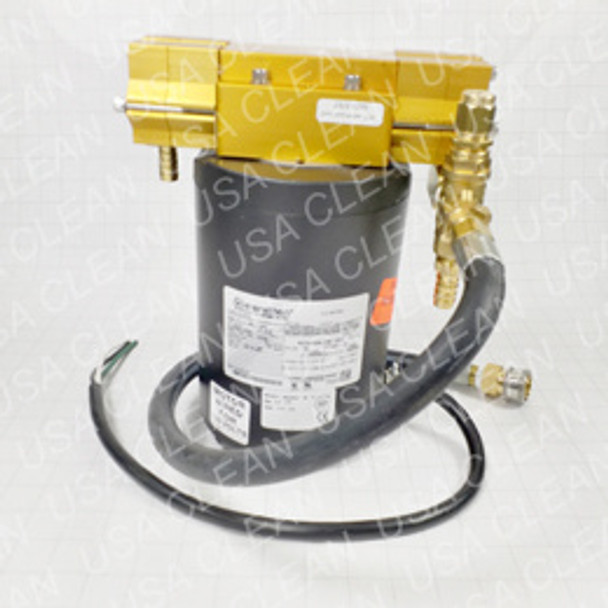500 PSI pump and motor assembly - Plumbing on side 225-0060