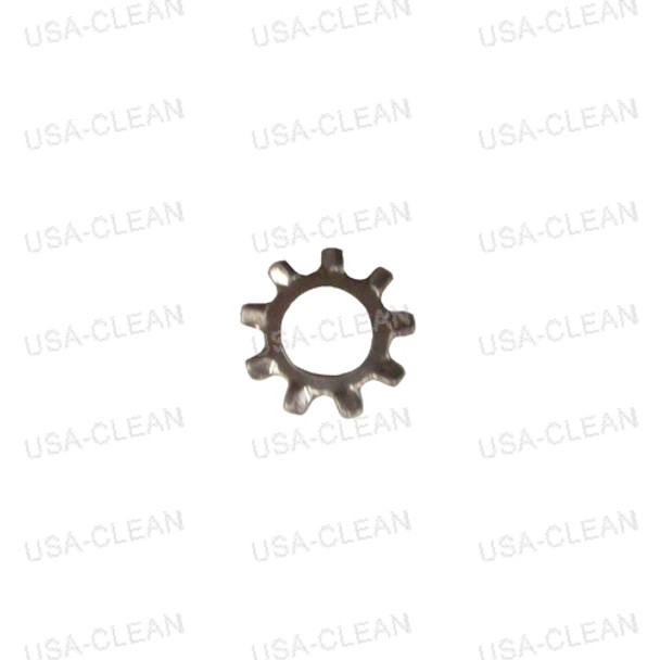 Washer 1/4 external tooth lock stainless steel 999-1024