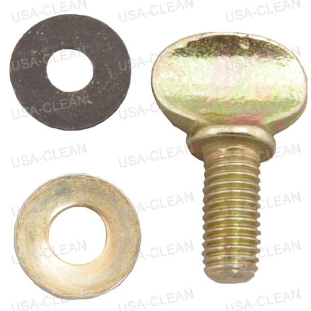 Thumb screw and washer 175-4792