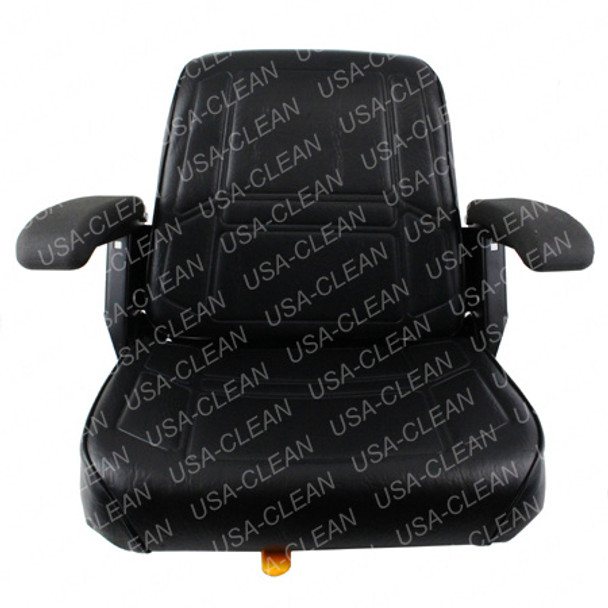 Seat with switch, cover, locking track and mounting 202-0081