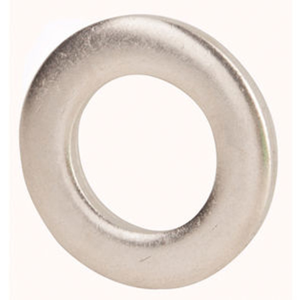 Washer M6 x 12mm flat stainless steel 999-6714