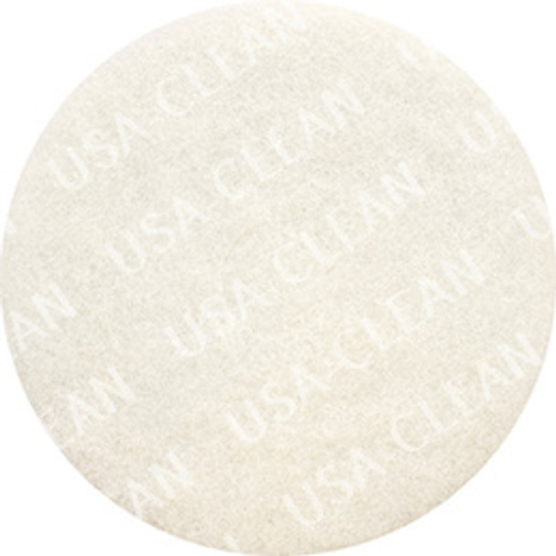 10 inch superspeed rubberized pad (pkg of 20) 255-1011