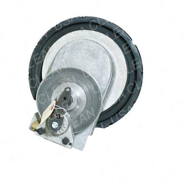 Drive wheel with motor assembly 164-1601