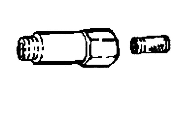 Inline filter assembly 175-4866