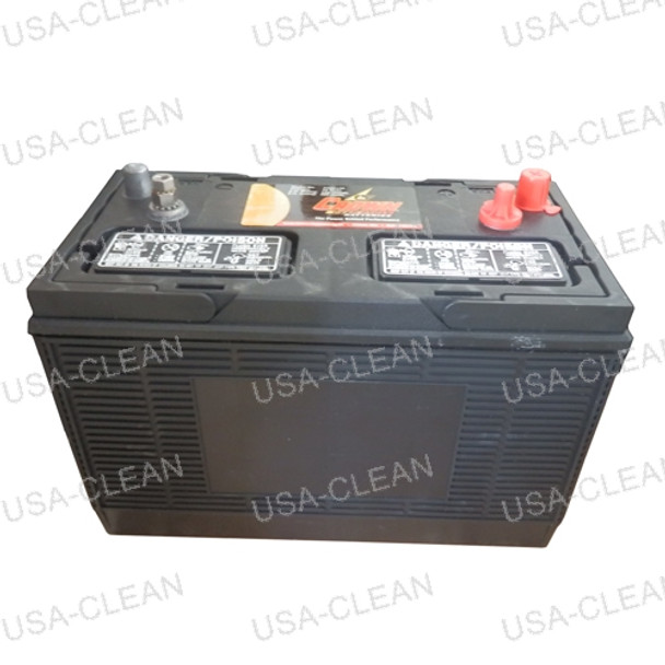 12V 130Ah wet battery 162-0018