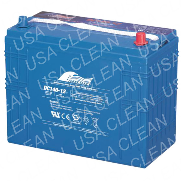 12V 140Ah AGM battery 162-0045