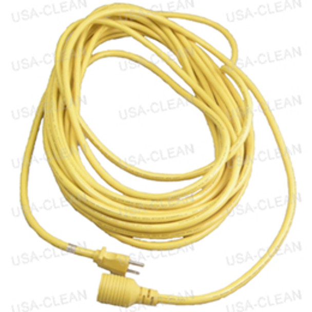 14/3 extension cord with twist lock plug 50 foot 163-0117