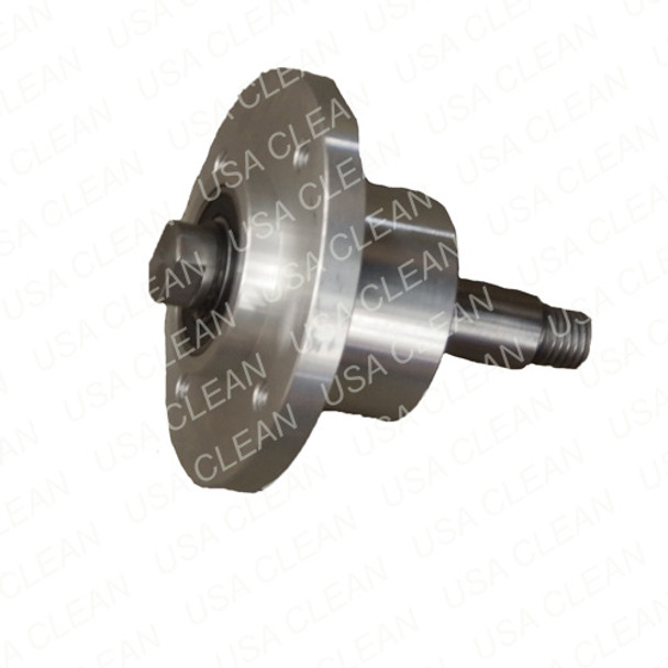 Bearing assembly with shaft, housing, bearing and snap ring 170-3149