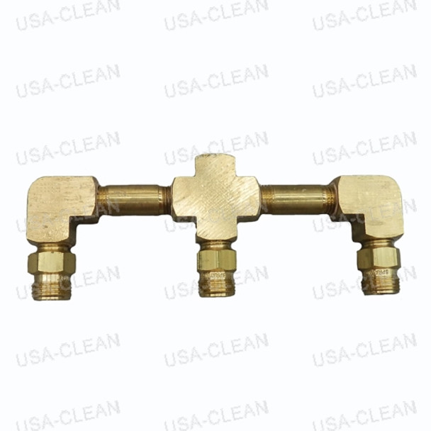 13 inch spray bar without tips 175-1826