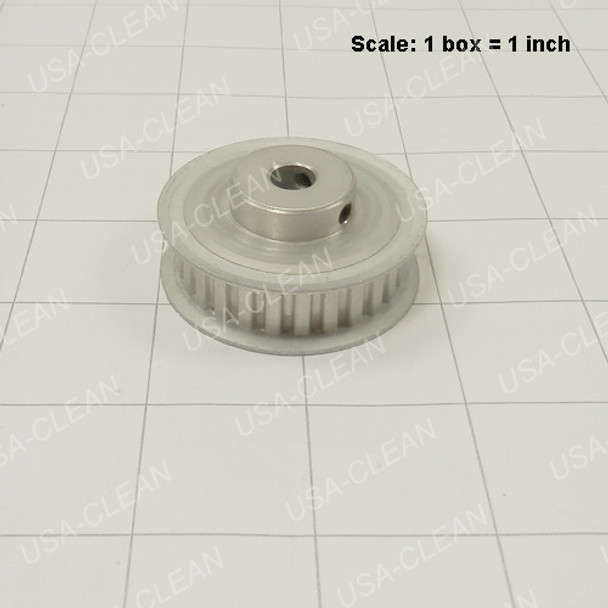 Brush pulley 175-6140