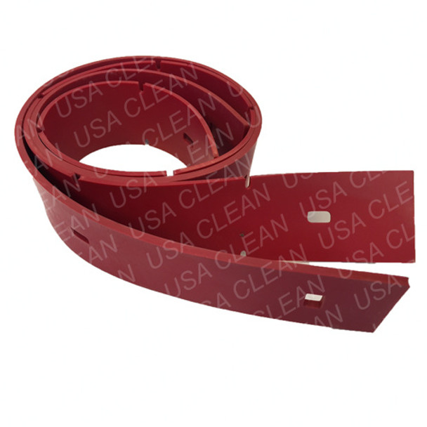 """SQUEEGEE SET RED 35"""" SQ. TOOL 993-2677"""