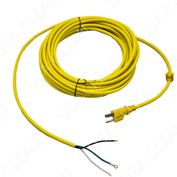 18/3 power cord 40 foot (yellow) 273-3554