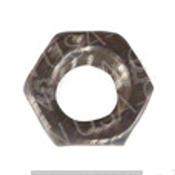 Nut M5-.8 hex stainless steel 999-0740