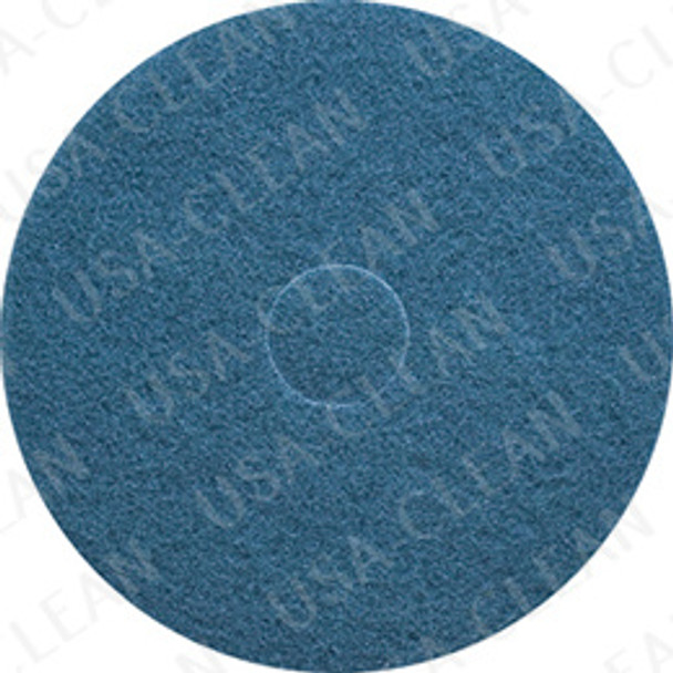13 inch premium blue cleaning pad (pkg of 5) 255-1370