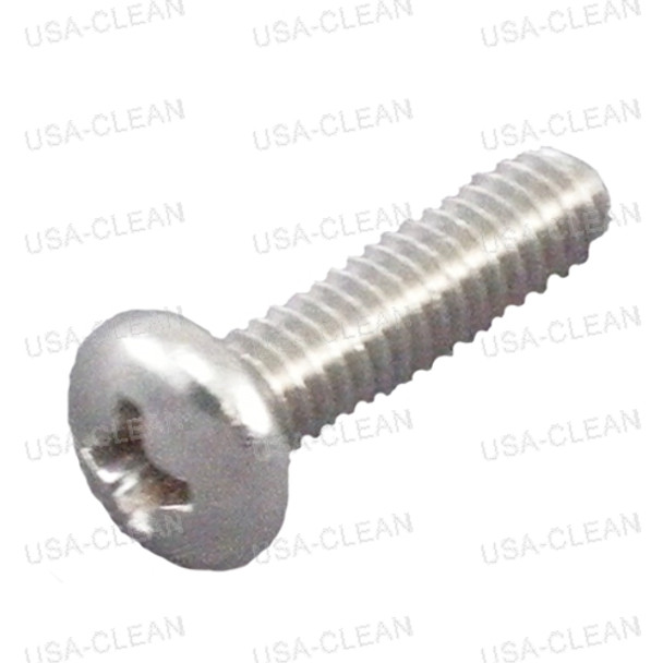 Screw 8-32 x 5/8 pan head phillips stainless steel 999-0358