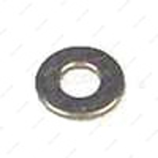 Washer #10 flat stainless steel 999-0998