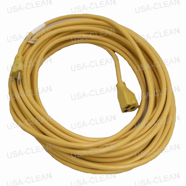 16/3 extension cord 50 foot (yellow) 175-6091