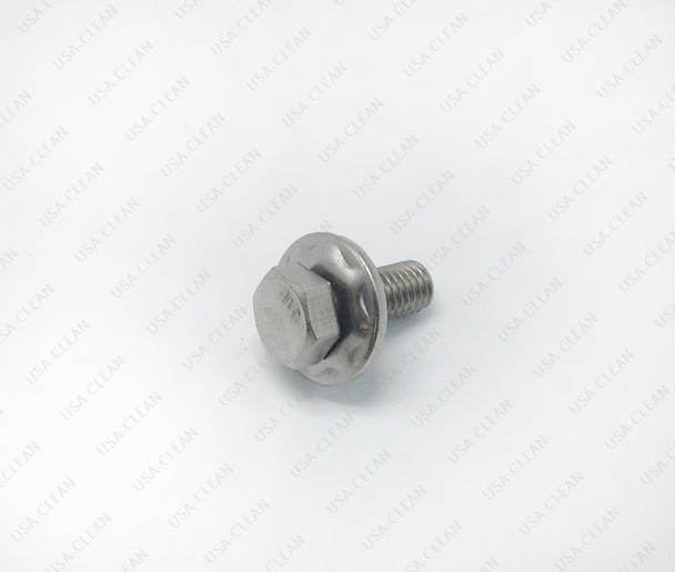Screw M8-1.25 x 20mm hex washer head stainless steel SEMS 275-4736